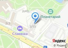 Компания «АРТИК ПРИНТ» на карте