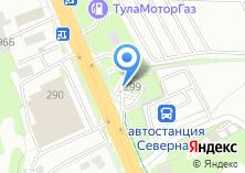 Компания «Пассажирские автоперевозки» на карте