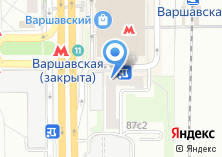 Компания «Варшавка» на карте
