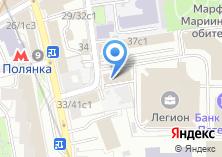 Компания «Егоров Пугинский Афанасьев и партнеры» на карте