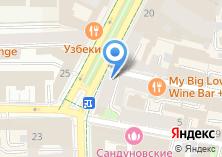 Компания «Korneev Design Workshop» на карте
