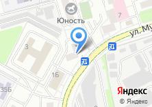 Компания «Рыбный магазин на Мусоргского» на карте