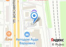 Компания «Автогарант 91» на карте