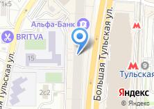 Компания «Фабрика Дрема» на карте