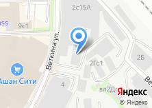 Компания «Парфюмтрейд» на карте