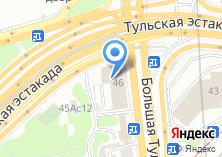 Компания «Адвокатская контора №75 межрегиональной коллегии адвокато» на карте