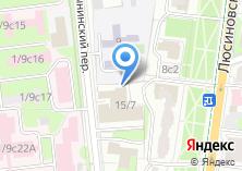 Компания «ПрофиБух М» на карте