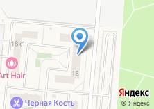 Компания «Восточное Бутово» на карте
