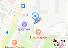 Компания «Твое колесо» на карте