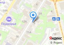 Компания «Магазин женской одежды на ул. Пирогова» на карте