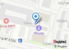 Компания «КВАРК-сервис» на карте