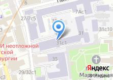 Компания «РВС» на карте