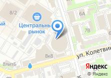 Компания «Магазин сантехники и мебели для ванн и кухни» на карте