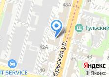 Компания «Ofigadget» на карте