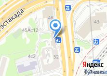 Компания «МКТО» на карте
