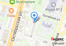 Компания «Лакомофф» на карте