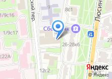 Компания «Росбанд» на карте