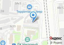 Компания «СКС Индустрия» на карте