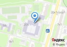 Компания «Гимназия №1526» на карте