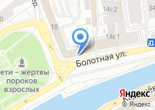 Компания «Территориальная избирательная комиссия района Якиманка» на карте