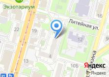 Компания «БУЛАТУКОВА» на карте