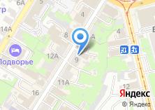 Компания «Эконом-сервис» на карте