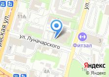 Компания «Группа Товарищей» на карте
