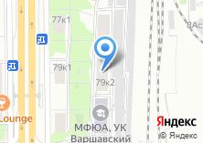 Компания «ГИЗ Технологии» на карте