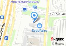 Компания «ЕвроАвто» на карте
