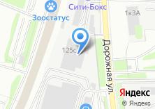 Компания «Proстранство» на карте