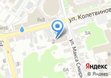 Компания «Крисма-Т» на карте