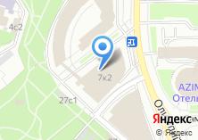 Компания «Московский Дом ветеранов войн и Вооруженных Сил» на карте