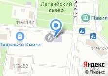 Компания «ВНИИТЭ» на карте