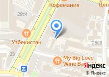 Компания «ХардМастер» на карте