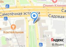 Компания «Кафе на Цветном бульваре» на карте