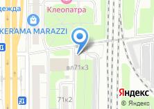 Компания «Смарт-проект» на карте