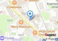 Компания «Транснефть» на карте