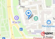 Компания «Троицкая 5» на карте