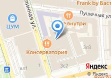 Компания «Арев» на карте