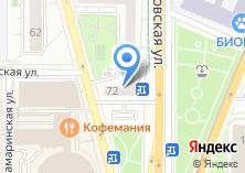 Компания «Щит» на карте