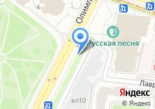 Компания «ЗАБЕGАЛОВКА» на карте