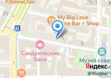 Компания «Звонарский» на карте
