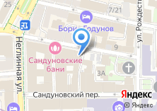 Компания «Этногенез» на карте