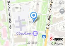 Компания «Центр историко-градостроительных исследований» на карте