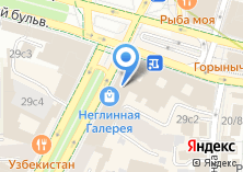 Компания «Cafe Coton» на карте