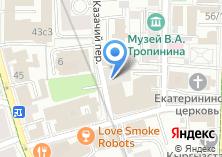 Компания «АТВ» на карте