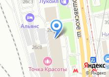 Компания «Руссветоптторг» на карте