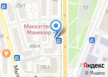 Компания «Адвокатский кабинет Худякова С.А» на карте