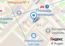 Компания «Москва глазами инженера» на карте