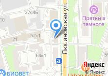 Компания «ВЕМО» на карте